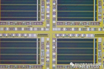 金相显微镜观察效果图